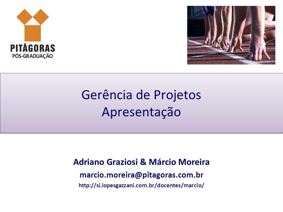 Gerência de Projetos Apresentação