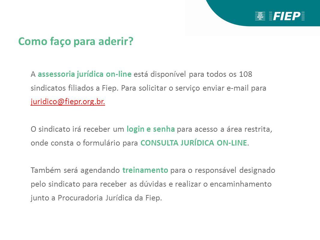 Como funciona www.fiepr.org.br