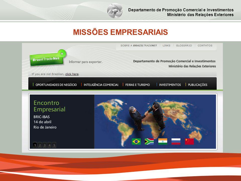 Departamento de Promoção Comercial e Investimentos
