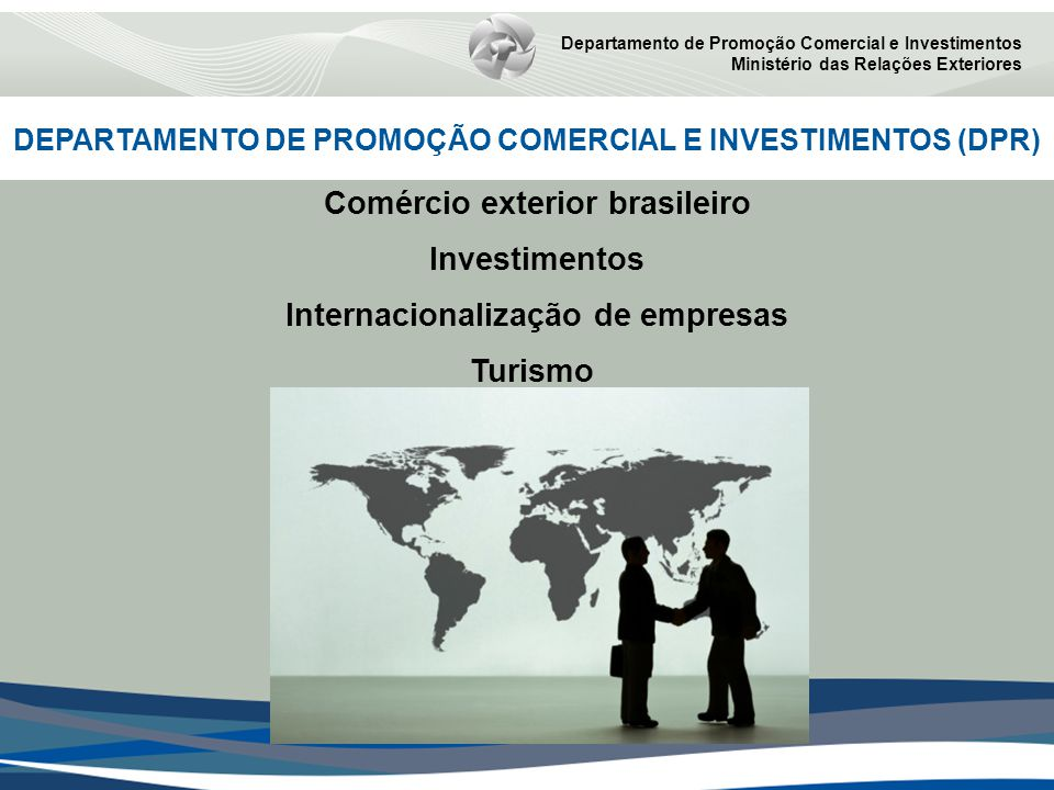 Comércio exterior brasileiro Investimentos