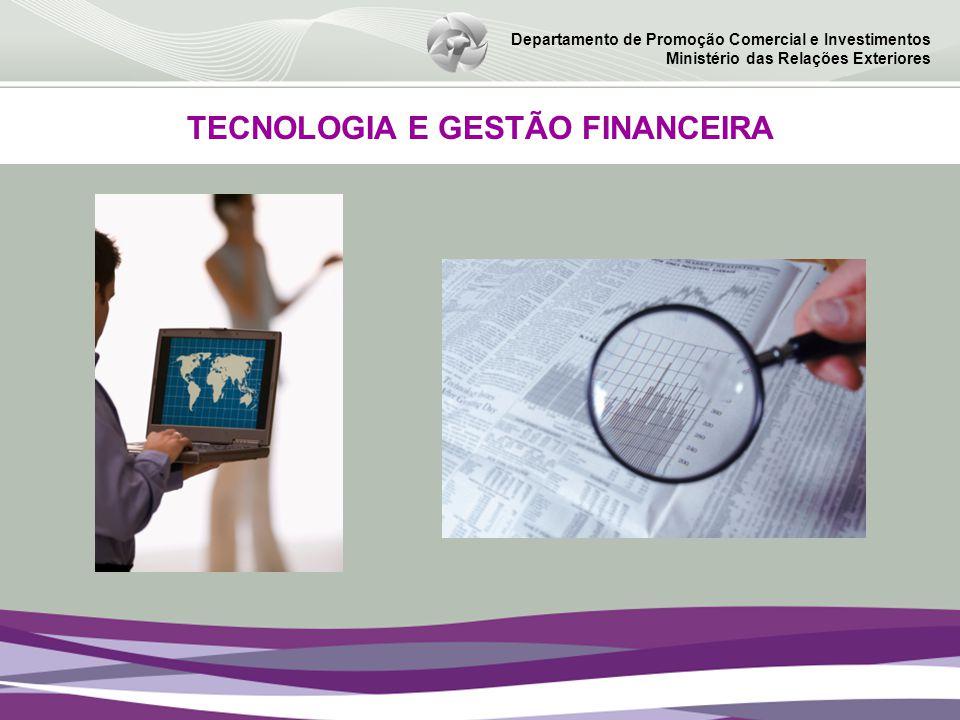 TECNOLOGIA E GESTÃO FINANCEIRA