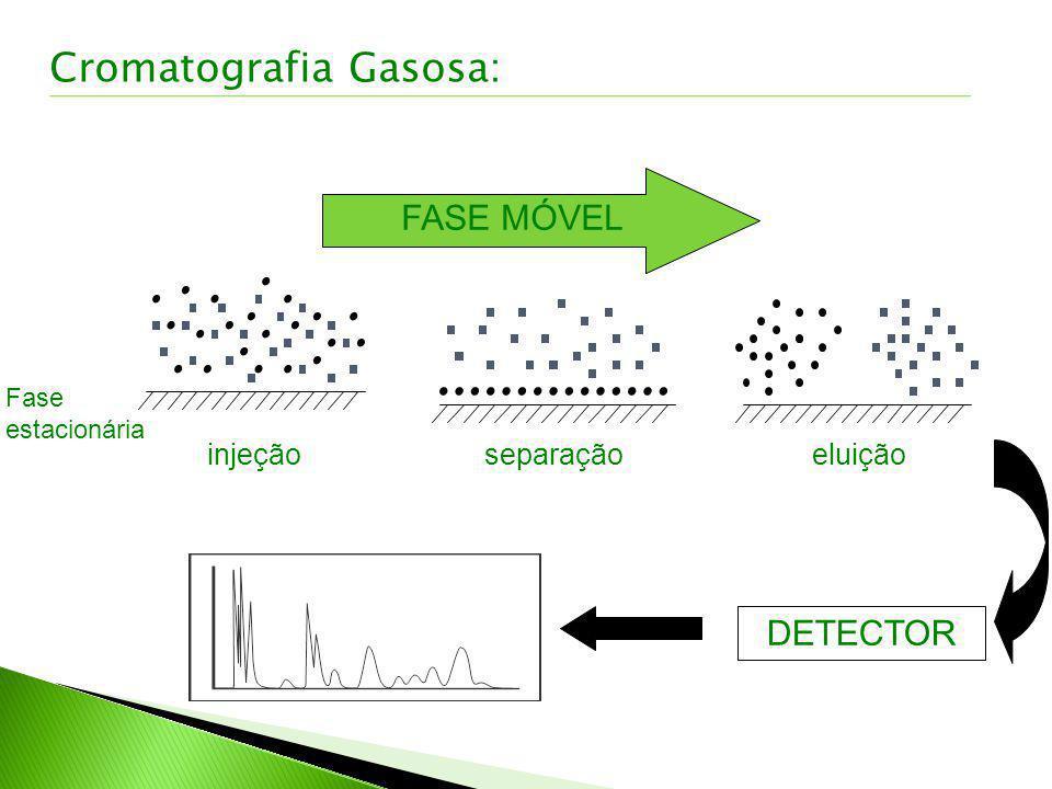 Cromatografia Gasosa: