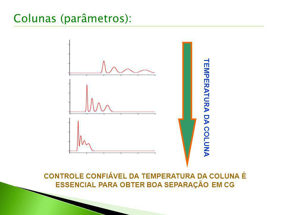 Colunas (parâmetros):