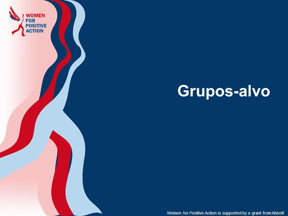 Grupos-alvo