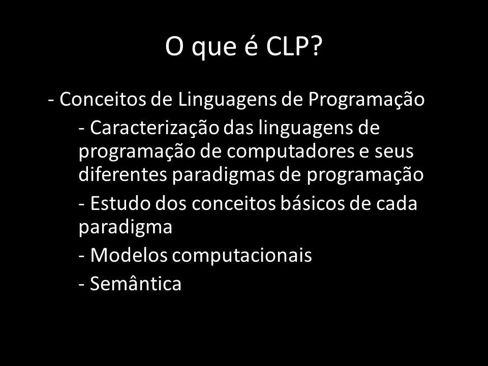 O que é CLP