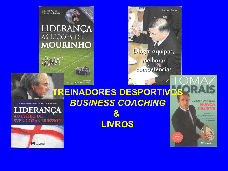 TREINADORES DESPORTIVOS