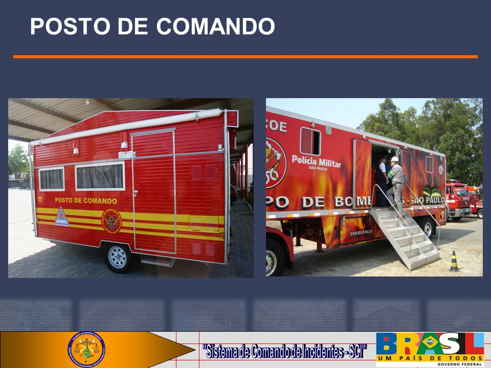 POSTO DE COMANDO