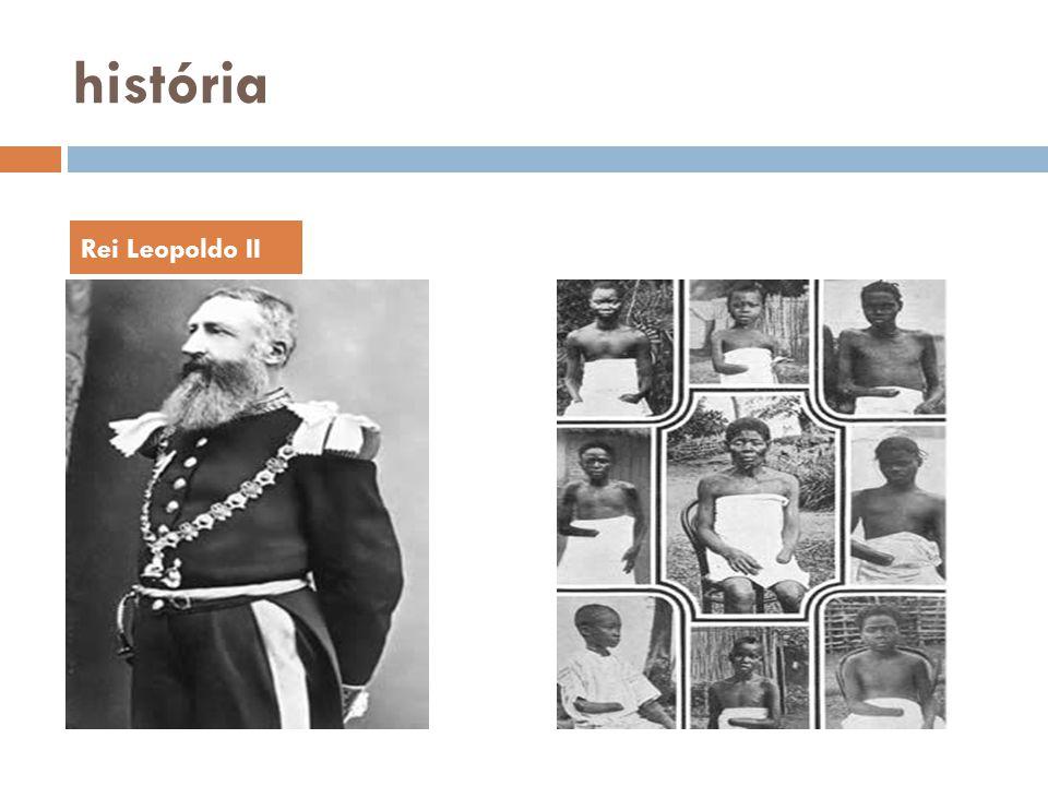 história Rei Leopoldo II