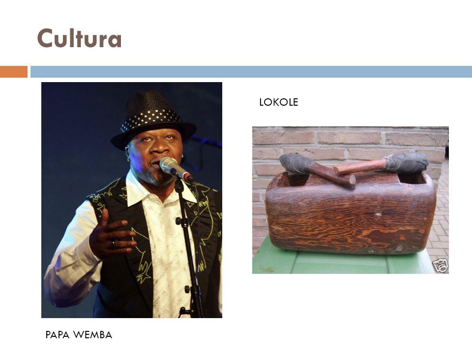 Cultura LOKOLE PAPA WEMBA