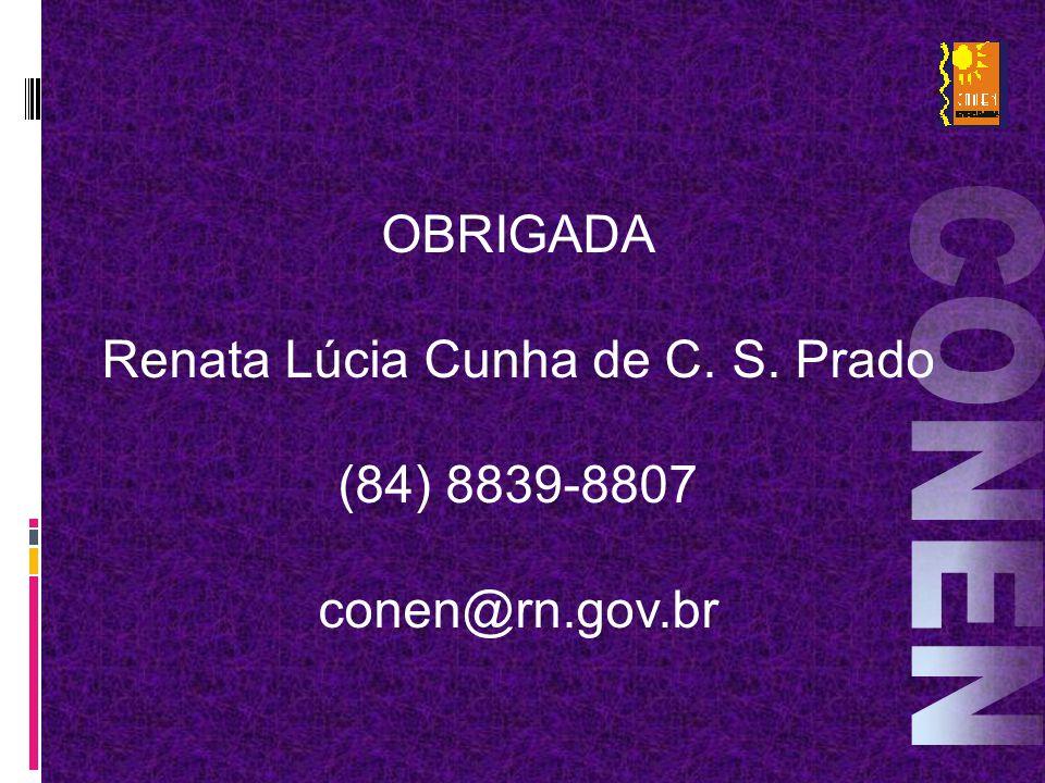Renata Lúcia Cunha de C. S. Prado