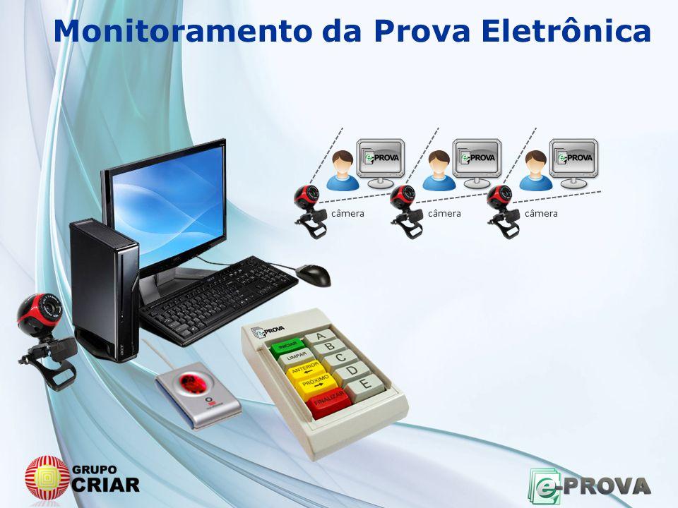Monitoramento da Prova Eletrônica
