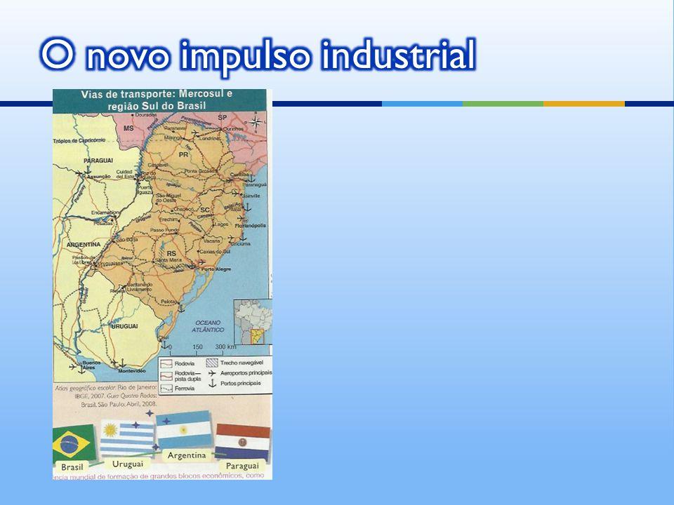 O novo impulso industrial