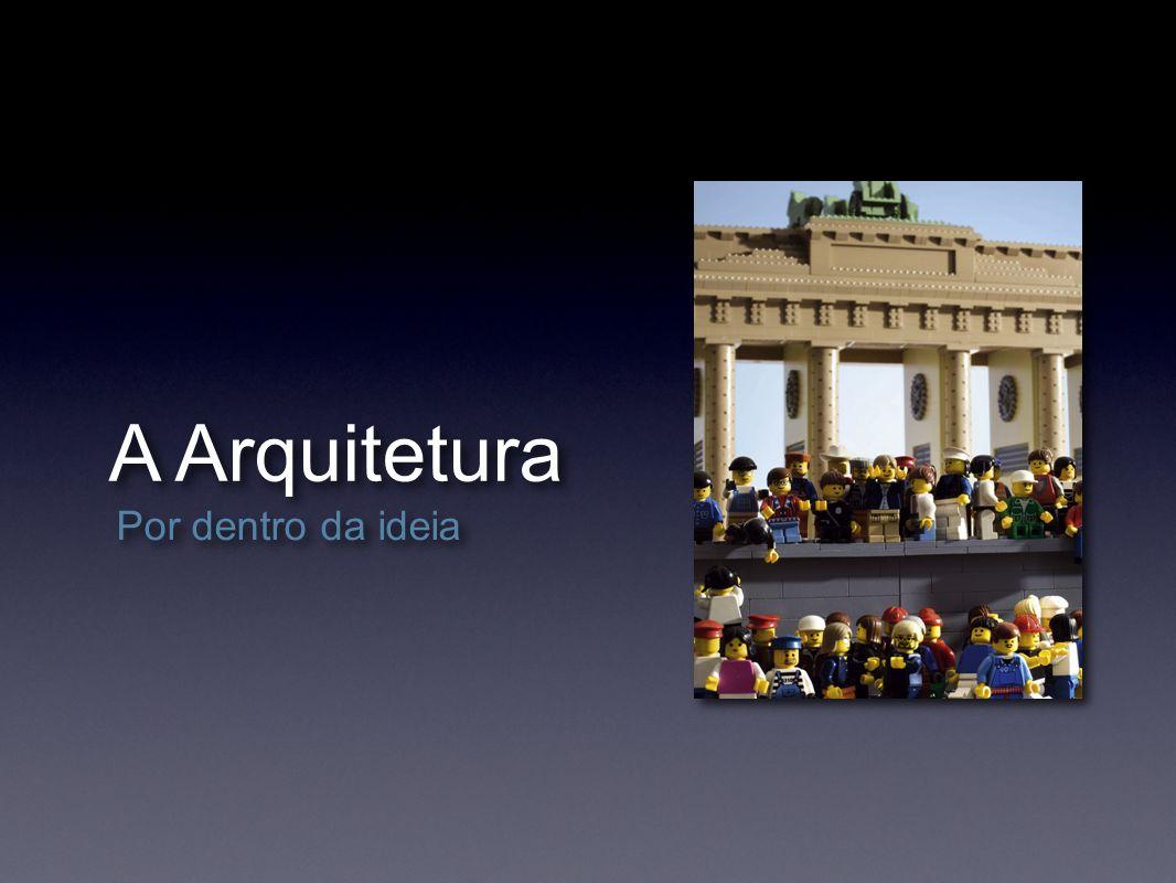 A Arquitetura Por dentro da ideia