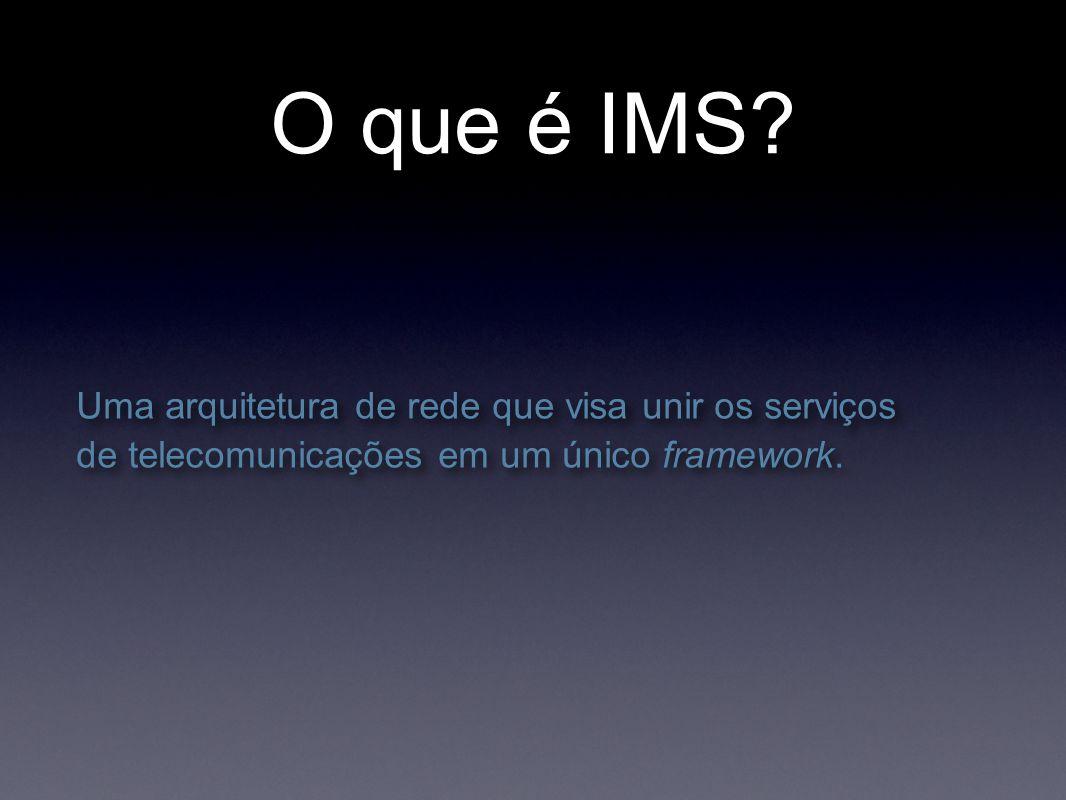 O que é IMS.