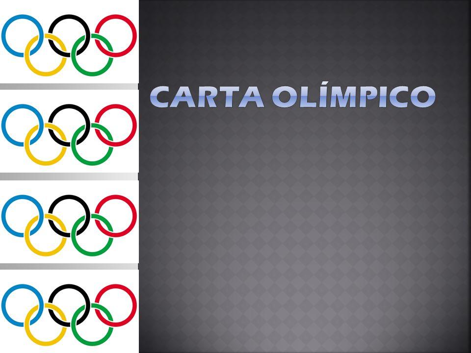 Carta Olímpico