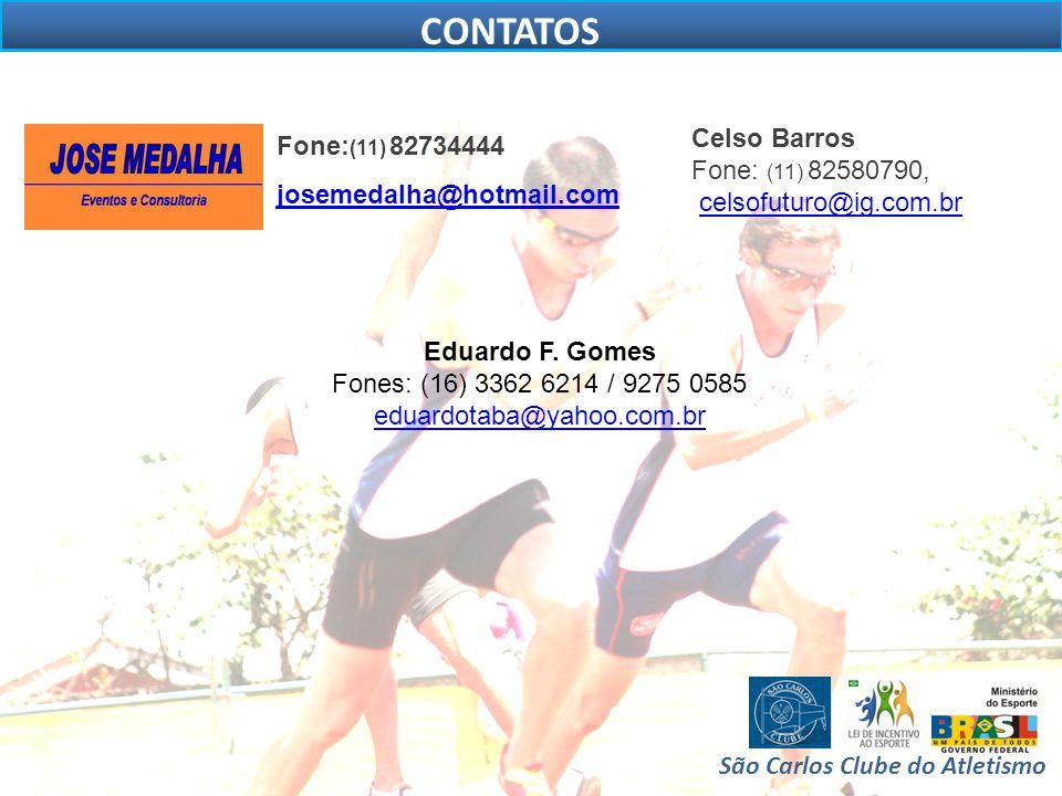 São Carlos Clube do Atletismo