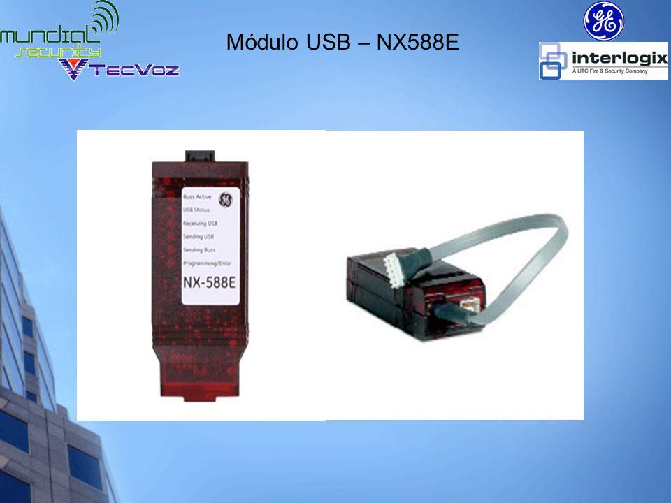 Módulo USB – NX588E