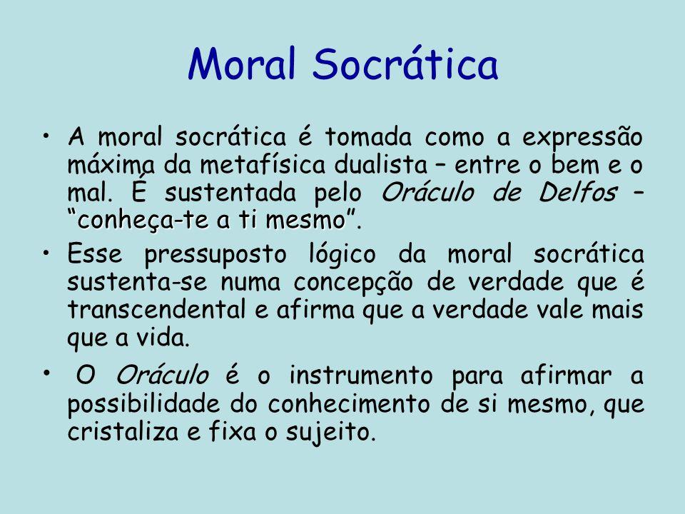 Moral Socrática