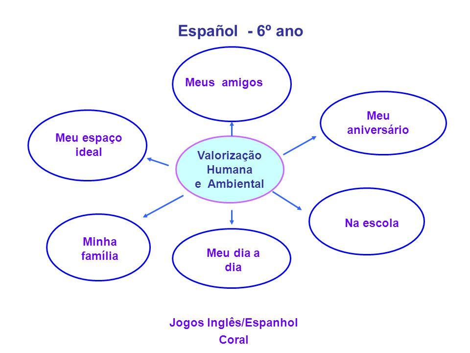 Jogos Inglês/Espanhol