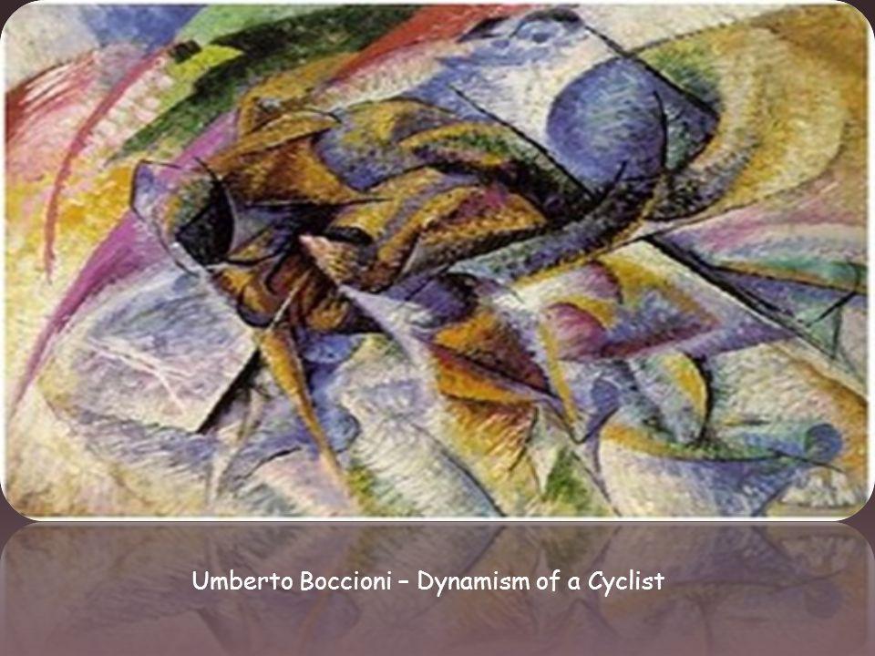 Umberto Boccioni – Dynamism of a Cyclist