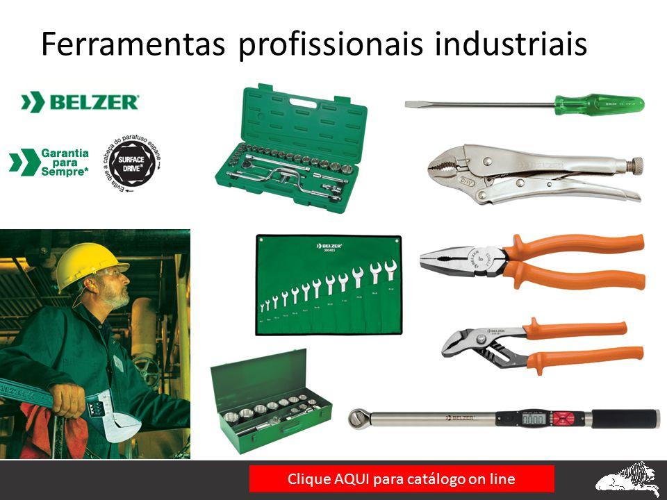 Ferramentas profissionais industriais