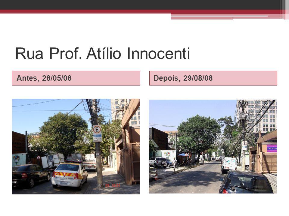 Rua Prof. Atílio Innocenti