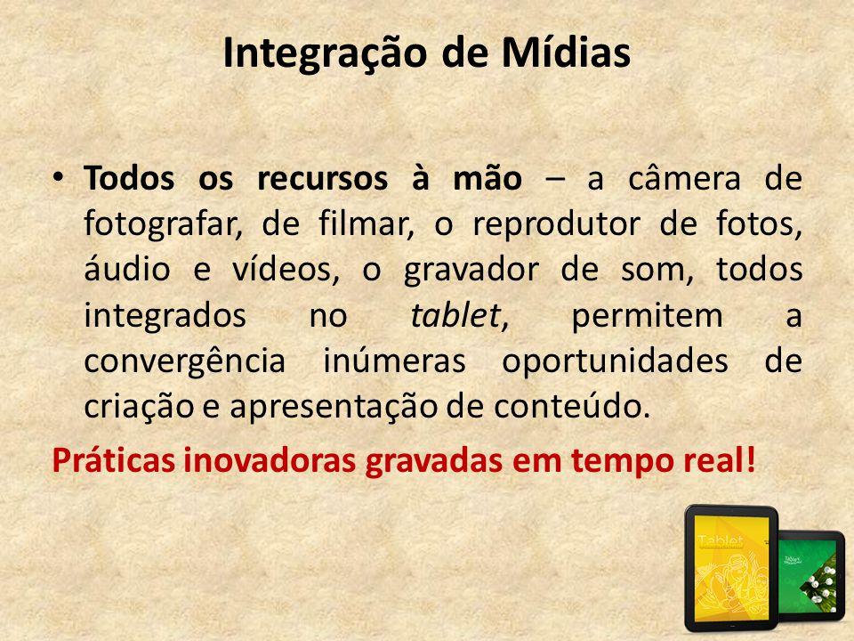 Integração de Mídias