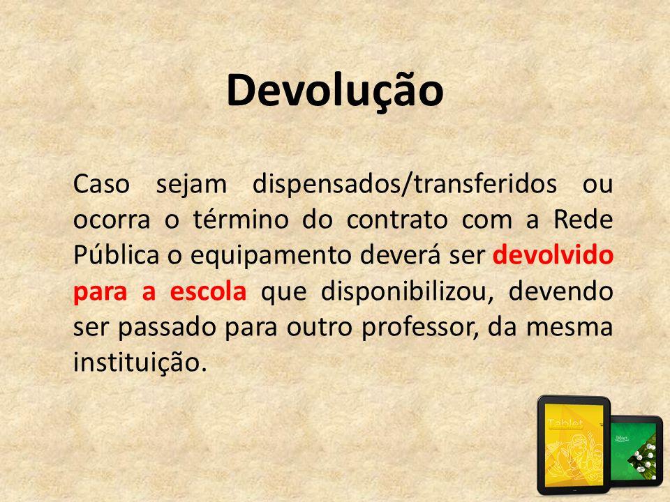 Devolução