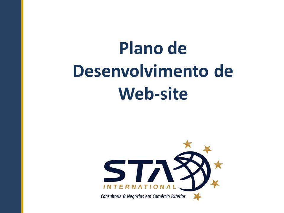 Plano de Desenvolvimento de Web-site