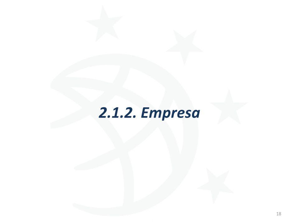 2.1.2. Empresa