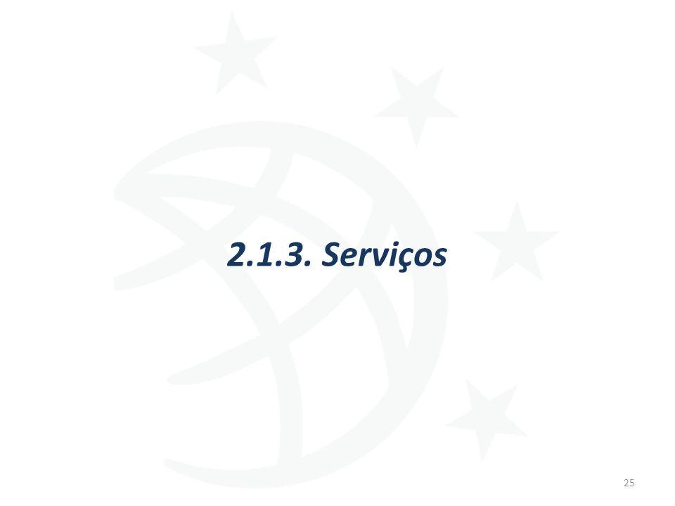 2.1.3. Serviços