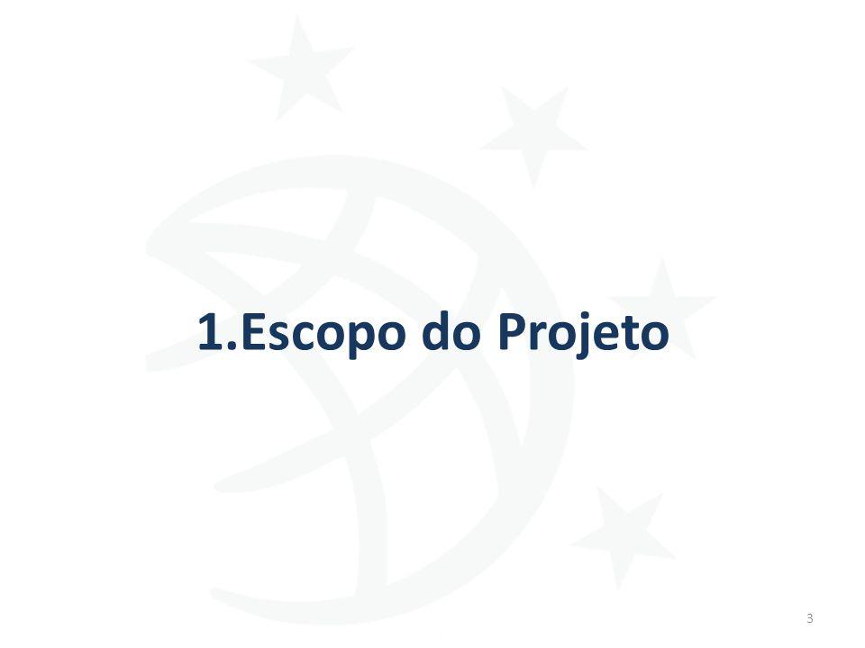 1.Escopo do Projeto