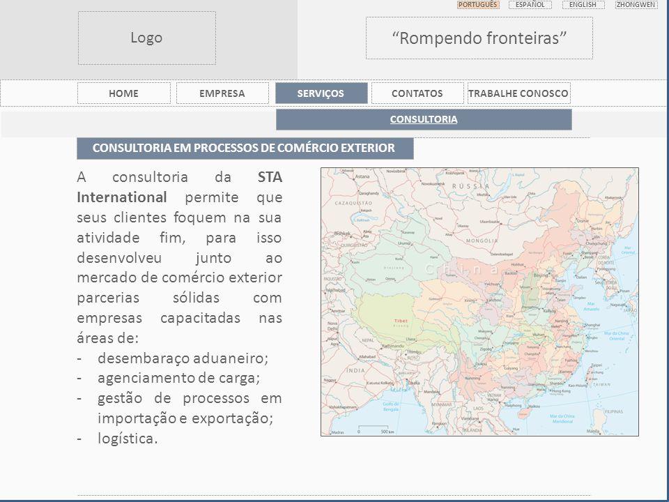 CONSULTORIA EM PROCESSOS DE COMÉRCIO EXTERIOR