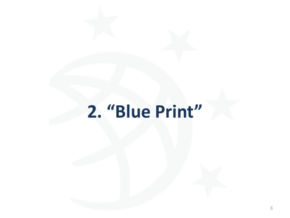 2. Blue Print