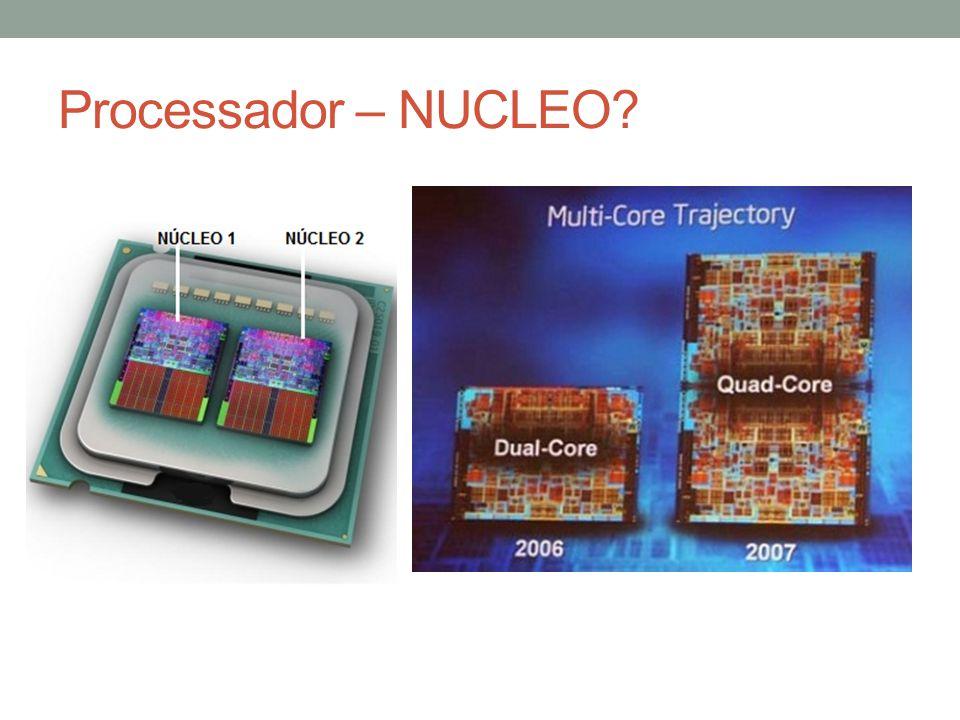 Processador – NUCLEO