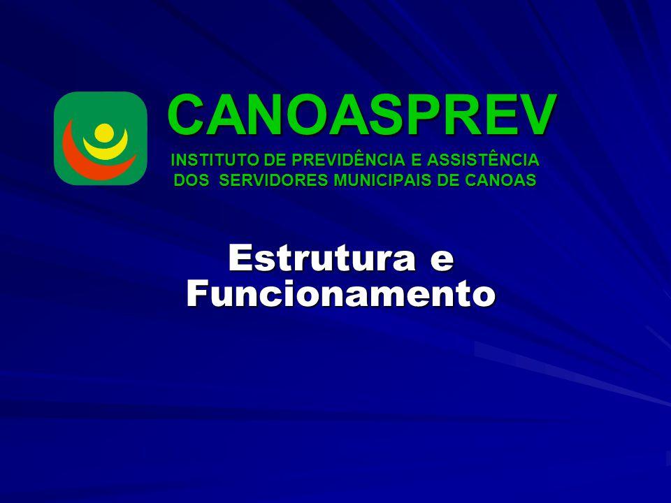 CANOASPREV Estrutura e Funcionamento