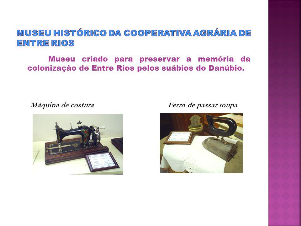Museu Histórico da Cooperativa Agrária de Entre Rios