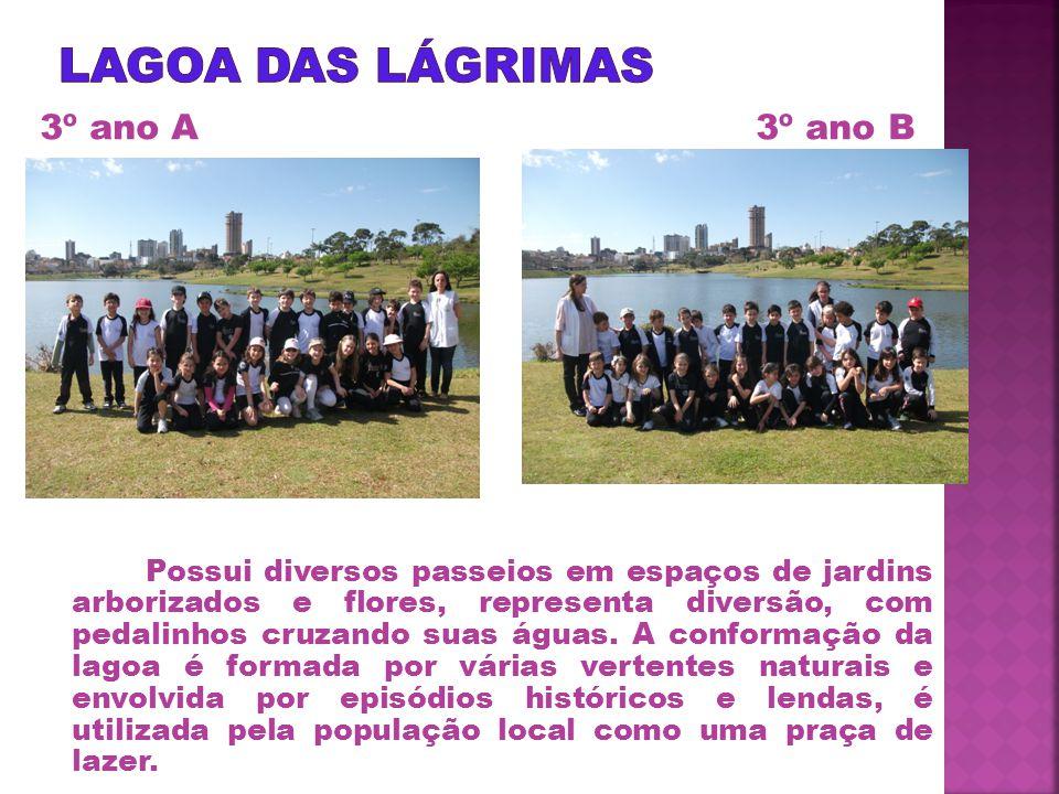 Lagoa das Lágrimas 3º ano A 3º ano B