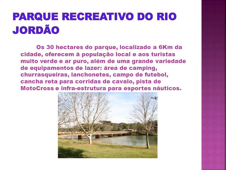 Parque Recreativo do Rio Jordão