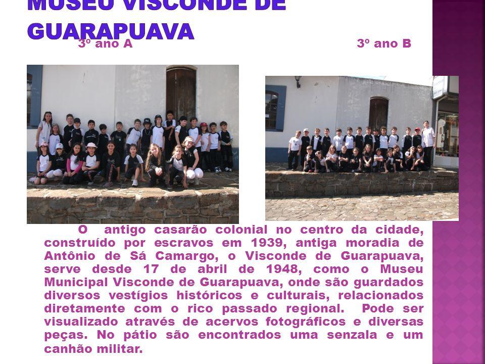 Museu Visconde de Guarapuava