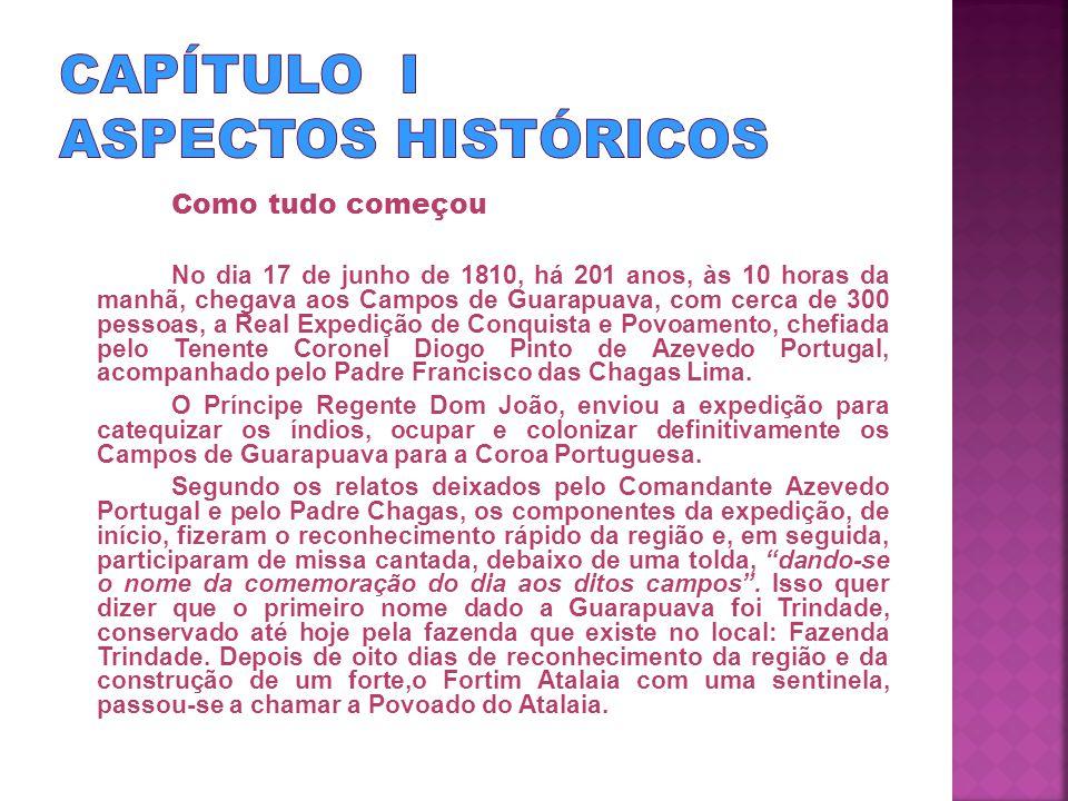 CAPÍTULO I ASPECTOS HISTÓRICOS