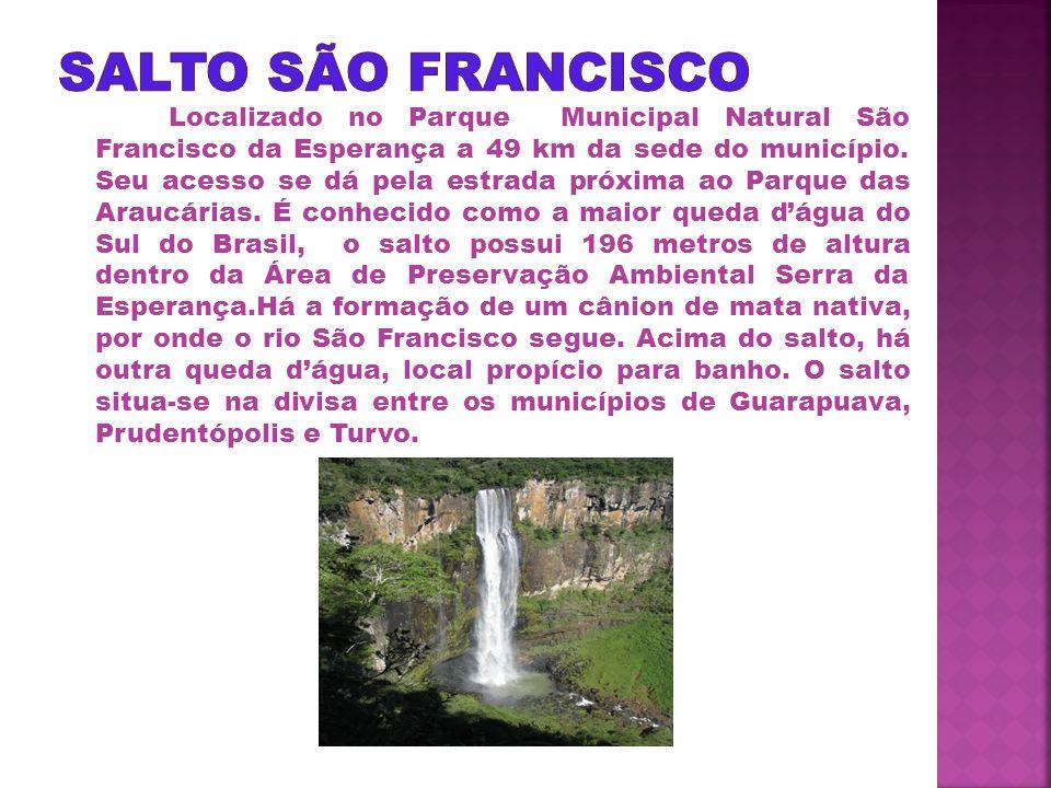 Salto São Francisco