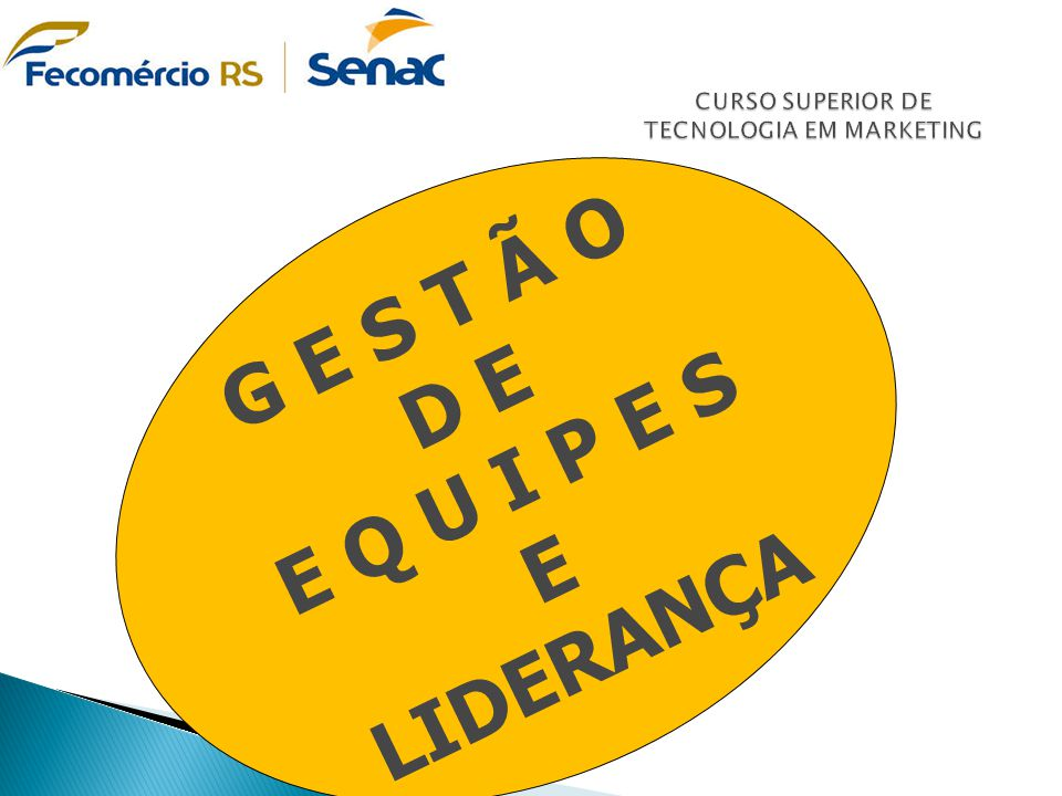 CURSO SUPERIOR DE TECNOLOGIA EM MARKETING