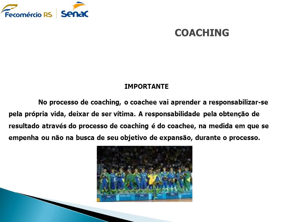 COACHING IMPORTANTE.