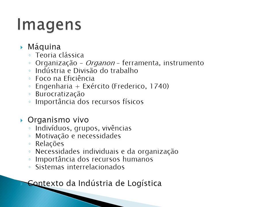 Imagens Máquina Organismo vivo Contexto da Indústria de Logística