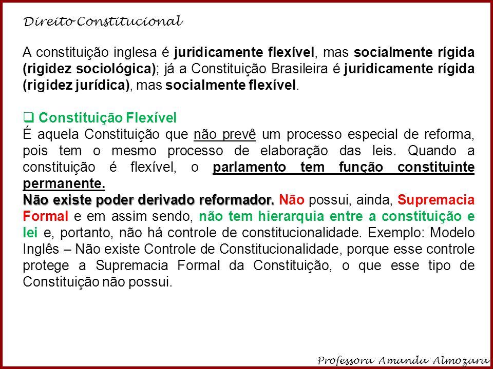 Constituição Flexível