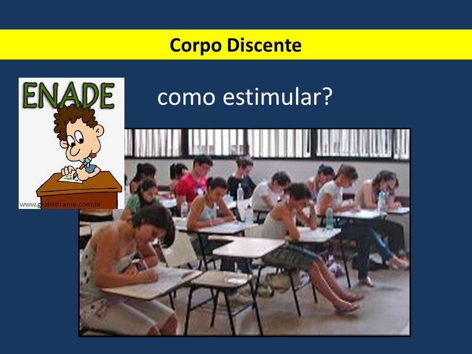 Corpo Discente como estimular www.globalframe.com.br