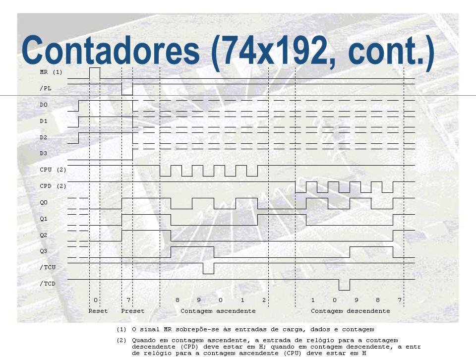 Contadores (74x192, cont.)