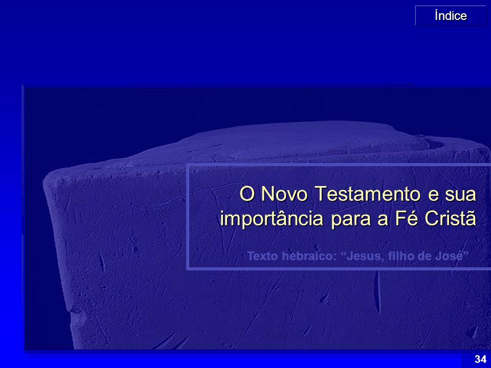 O Novo Testamento e sua importância para a Fé Cristã
