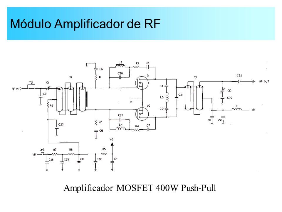 Módulo Amplificador de RF